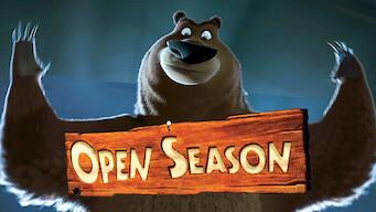 Is Open Season 2006 On Netflix Italy